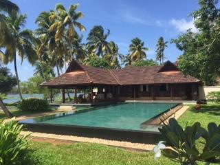 Vismaya lake Vembanad